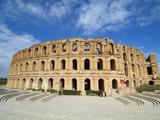 El Jem Colosseum, Tunisia Stampa fotografica di Gary Cook