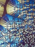 Vitamin C (Ascorbic Acid) Crystals, Polarized LM Fotografisk tryk af George Musil