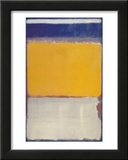 Number 10, 1950 Prints by Mark Rothko