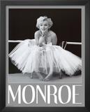 Marilyn Monroe Poster by Milton H. Greene