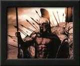 300 Movie (Spartan) Glossy Photo Photograph Print Impressão fotográfica emoldurada