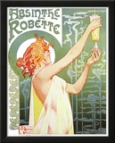 Absinthe Robette Prints