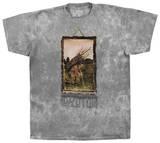 Led Zeppelin - L'uomo con i ramoscelli T-Shirts