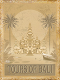 Tours of The East II Poster by Ben James