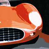 Ferrari Classic Print by Malcolm Sanders