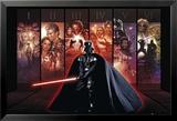 Star Wars-serien Plakater