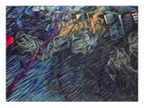 States of Mind: Those Who Go, 1911 Reproduction procédé giclée par Umberto Boccioni