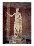 The Venus of Arles, Roman Copy of a Greek Original, C.30 Bc-14 Ad (Marble) Lámina giclée por  Praxiteles