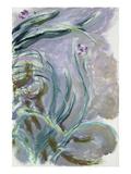 Iris, 1924-25 Giclée-Druck von Claude Monet