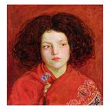 Ford Madox Brown - The Irish Girl (1860)   Irish girls