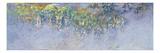 Wisteria, 1919-20 Reproduction procédé giclée par Claude Monet