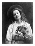 For I'M to Be Queen of the May, Mother, Illustration from 'The May Queen' by Alfred, Lord Tennyson Lámina giclée por Julia Margaret Cameron