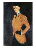 The Amazon, 1909 Giclée-tryk af Amedeo Modigliani