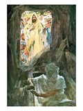 The Raising of Lazarus Giclee Print by William Hatherell