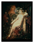 Galatea, 1880-81 Giclee Print by Gustave Moreau