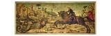 St. George Killing the Dragon, 1502-07 Lámina giclée por Vittore Carpaccio