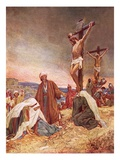 Crucifixion Giclee Print by William Brassey Hole