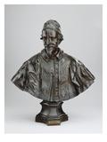 Pope Clement Ix, C.1669/78 (Bronze) Giclée-tryk af Bernini, Giovanni Lorenzo