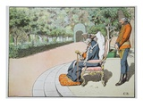 Last Days of Life, 1786 (Colour Litho) Giclee Print by Richard Knoetel