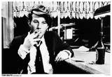 Tom Waits-Amsterdam 1973 Prints