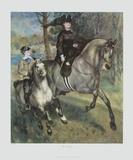 The Amazon Impressão colecionável por Pierre-Auguste Renoir