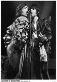 Jagger and Richards Plakater