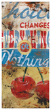 Everything Or Nothing Stampa giclée di Rodney White