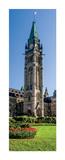 Peace Tower, Parliament, Ottawa, Ontario Posters av Jeff Maihara