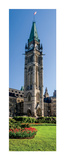 Peace Tower, Parliament, Ottawa, Ontario Print by Jeff Maihara