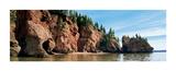 Hopewell Rocks, Bay of Fundy, New Brunswick Plakater av Jeff Maihara