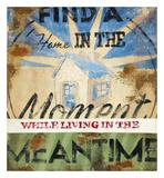 In The Meantime Giclée-tryk af Rodney White
