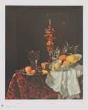 Still Life Collectable Print by Willem Kalf