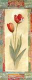 Tulip Montage Affiches par Charlene Winter Olson