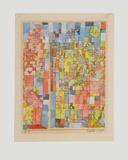 Dogmatic Composition Keräilyvedos tekijänä Paul Klee