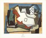 Natureza-morta Impressão colecionável por Pablo Picasso