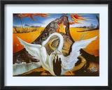 Bacchanale Prints by Salvador Dalí