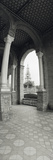 Interiors of a Plaza, Plaza De Espana, Seville, Seville Province, Andalusia, Spain Photographic Print by  Panoramic Images