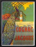 Cognac Jacquet Posters af Camille Bouchet