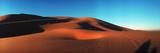 Desert at Sunrise, Sahara Desert, Morocco Fotografisk tryk af Panoramic Images,