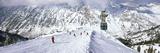Overhead Cable Car in a Ski Resort, Snowbird Ski Resort, Utah, USA Photographic Print by  Panoramic Images