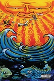 Sublime - Sun and Fish Poster