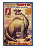 Windsor Mccay's Gertie Poster