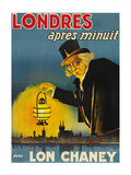 London after Midnight Plakater