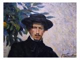 Self Portrait of the Artist Pôsteres por Umberto Boccioni