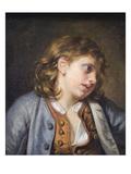 Young Peasant Boy Prints by Jean-Baptiste Greuze