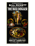 The Bull - Dogger Print by  Norman Studios