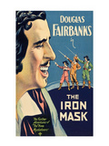 Man in the Iron Mask Prints