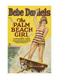 The Palm Beach Girl Posters
