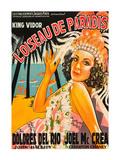 """Bird of Paradise """"L'Oiseau De Paradis"""" Prints"""