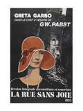 """Street Without Joy """"La Rue Sans Joie"""" Posters"""